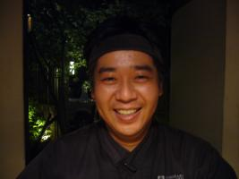 串焼きひがしの東健一と申します。
